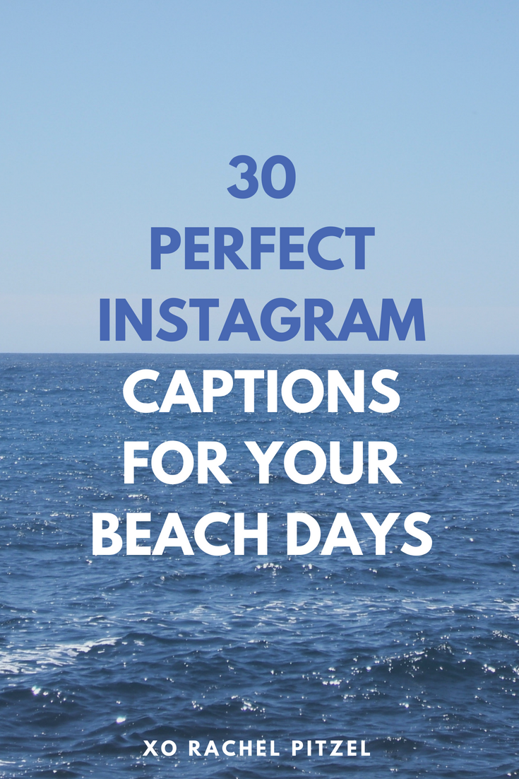 Instagram Beach Quotes: 30 Perfect Instagram Captions For Your Beach Days